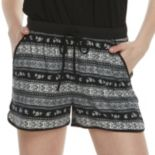 Juniors' Mudd® Peached Shorts