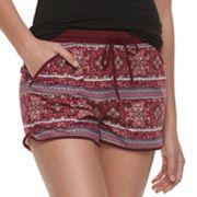 Juniors' Mudd® Peached Shorts