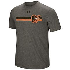 Men's Under Armour  Baltimore Orioles Stripe Graphic Tee