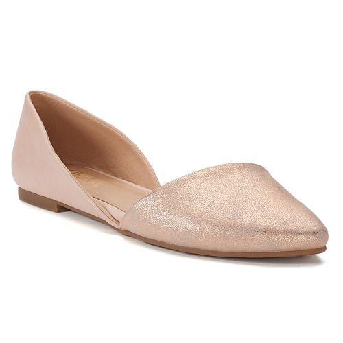 Candie's® Snappea Women's D'Orsay Flats