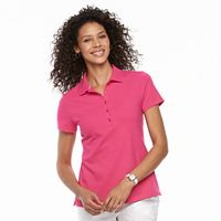 Women's Croft & Barrow® Classic Polo