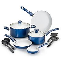 Deals on T-Fal Inspirations 11-pc. Ceramic Cookware Set
