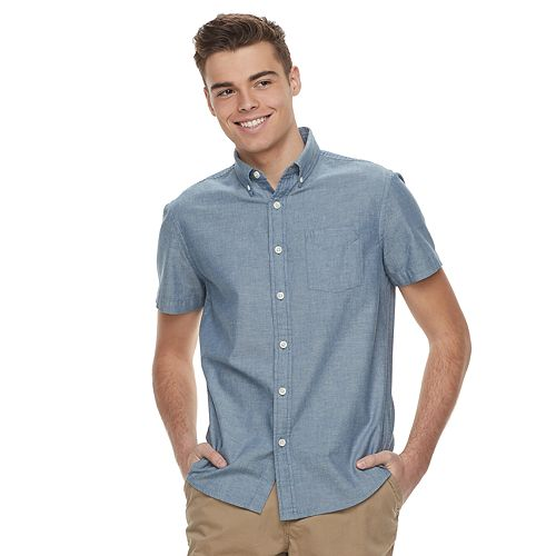 43f3ec7fcc72 Men's Urban Pipeline™ Awesomely Soft Button-Down Shirt