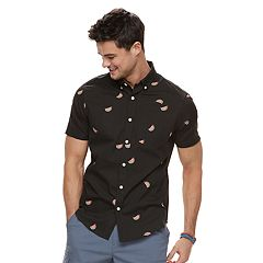 Men's Urban Pipeline® Awesomely Soft Button-Down Shirt