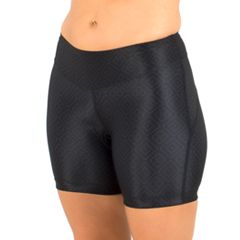 Women's Canari Jasmine Print Mini Cycling Shorts