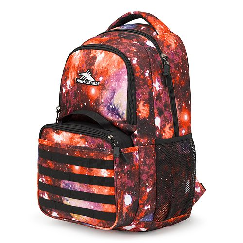 High Sierra Joel Lunch Kit & Backpack Set