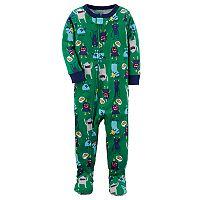 Toddler Boy Carter's Footed Pajamas