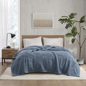 Woolrich Burlington Berber Fleece Blanket