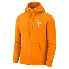 Men's Nike Tennessee Volunteers Club Fleece Full-Zip Hoodie