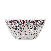 Celebrate Americana Together Star Cereal Bowl