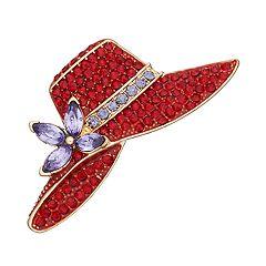 Napier Floppy Hat Pin