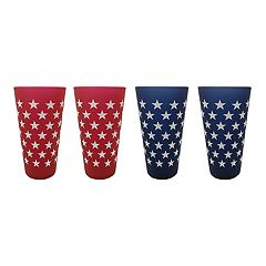 Celebrate Americana Together 4-pc. Cup Set