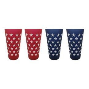 Celebrate Americana Together 4-pc. Cup Set