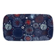 Celebrate Americana Together Fireworks Melamine Serving Tray