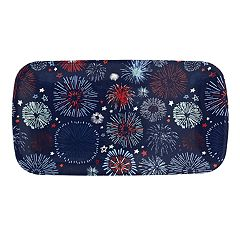 Celebrate Americana Together Fireworks Serving Tray