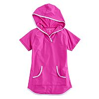 Girls 4-16 Free Country Hooded Swimsuit Cover-Up
