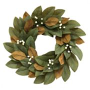 SONOMA Goods for Life? Artificial Magnolia Leaf Wreath