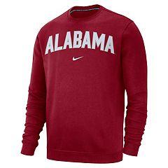 Men's Nike Alabama Crimson Tide Club Sweatshirt