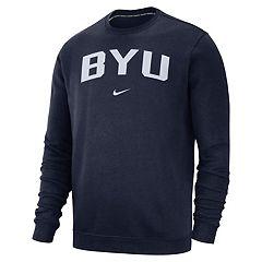 Men's Nike BYU Cougars Club Sweatshirt