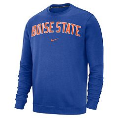 Men's Nike Boise State Broncos Club Sweatshirt