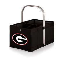Picnic Time Georgia Bulldogs Urban Folding Picnic Basket