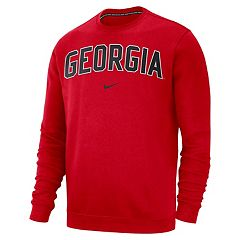 Men's Nike Georgia Bulldogs Club Sweatshirt