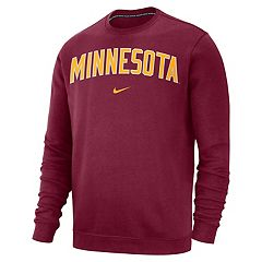 Men's Nike Minnesota Golden Gophers Club Sweatshirt
