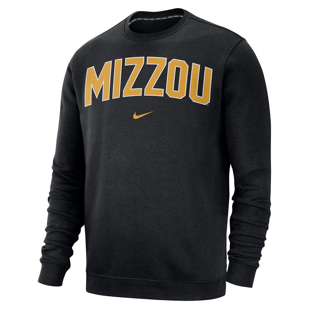 Men's Nike Missouri Tigers Club Sweatshirt
