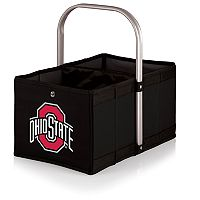 Picnic Time Ohio State Buckeyes Urban Folding Picnic Basket