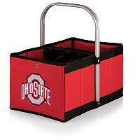 Picnic Time Ohio State Buckeyes Urban Folding Picnic Basket