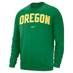 Men's Nike Oregon Ducks Club Sweatshirt