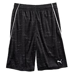 Boys 8-20 PUMA Heathered Performance Shorts