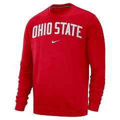 Men's Nike Ohio State Buckeyes Club Sweatshirt