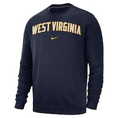 Men's Nike West Virginia Mountaineers Club Sweatshirt