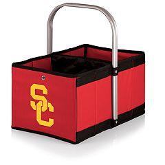 Picnic Time USC Trojans Urban Folding Picnic Basket