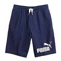 Boys 8-20 PUMA Logo Shorts
