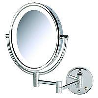 Jerdon Oval Wall Mount Mirror