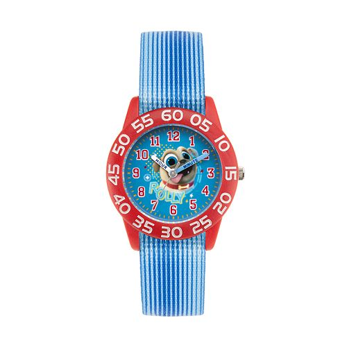 Disney's Puppy Dog Pals Rolly Kids' Time Teacher Watch