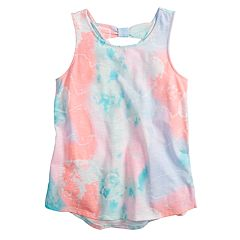Girls 7-16 & Plus Size SO® Bow Back Tank Top