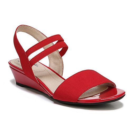 96daa6440cc274 LifeStride Yolo Women s Wedge Sandals