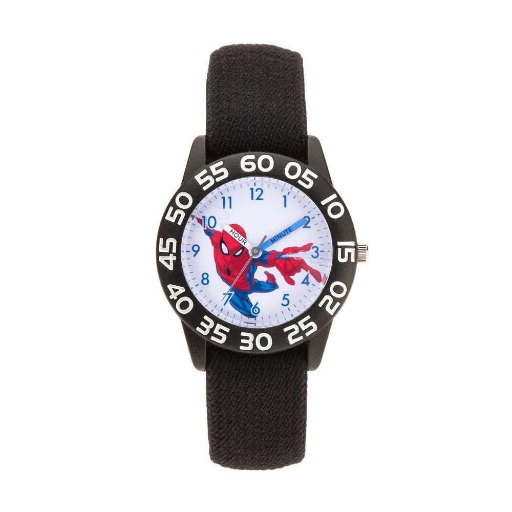 ae9744a6e Marvel Spider-Man Kids  Time Teacher Watch