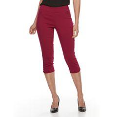 Petite Apt. 9® Brynn Capri Pants