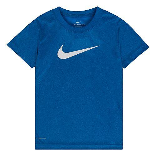 Boys 4-7 Nike Dri-FIT Performance Jersey Tee