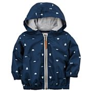 Baby Boy Carter's Teddy Hooded Jacket