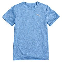 Boys 8-20 PUMA Heathered Peformance Top