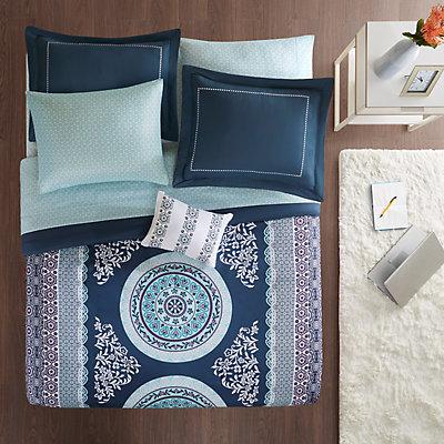 Intelligent Design Eleni Bedding Set