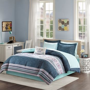 Intelligent Design Gloria Bed Set