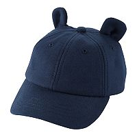 Baby Boy Carter's Bear Baseball Hat