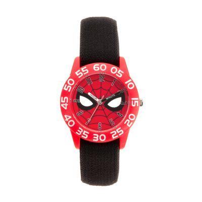 Marvel Spider-Man Kids' Time Teacher Watch