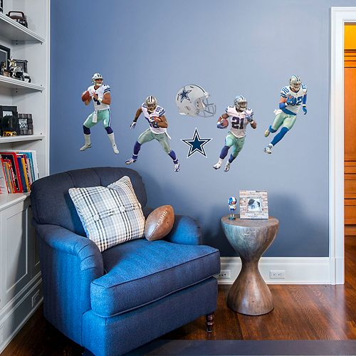 Dallas Cowboys Power Pack Decals